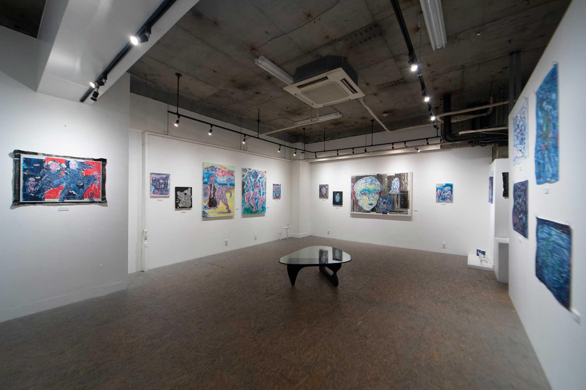 内藤瑤子個展|Art and Pulse